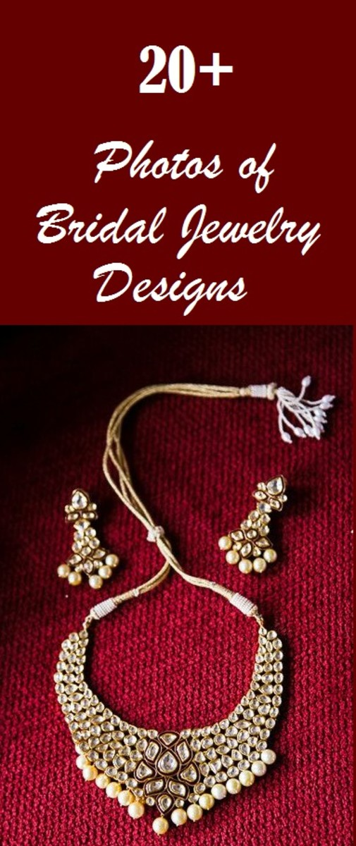 20+ Photos of Bridal Jewelry Designs