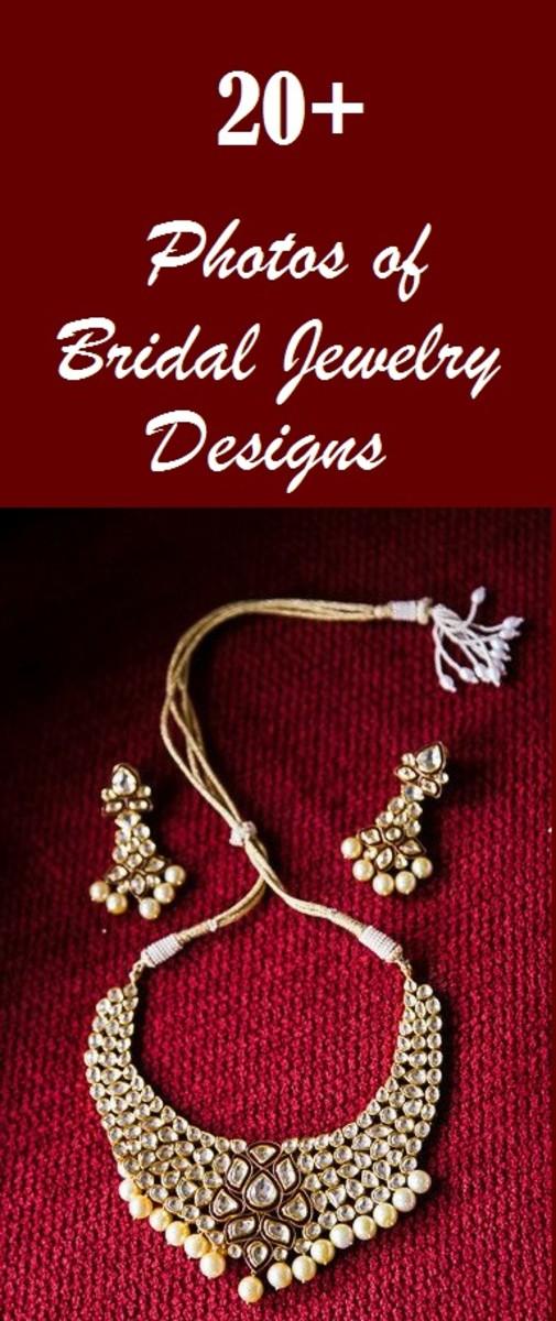 20+ Photos of Bridal Jewelry Designs