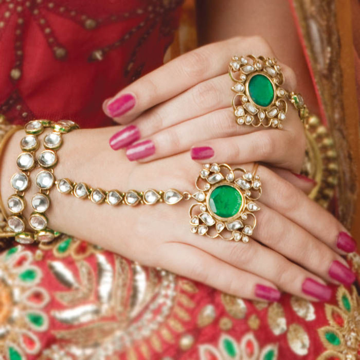 20 Photos Of Bridal Jewelry Designs Hubpages