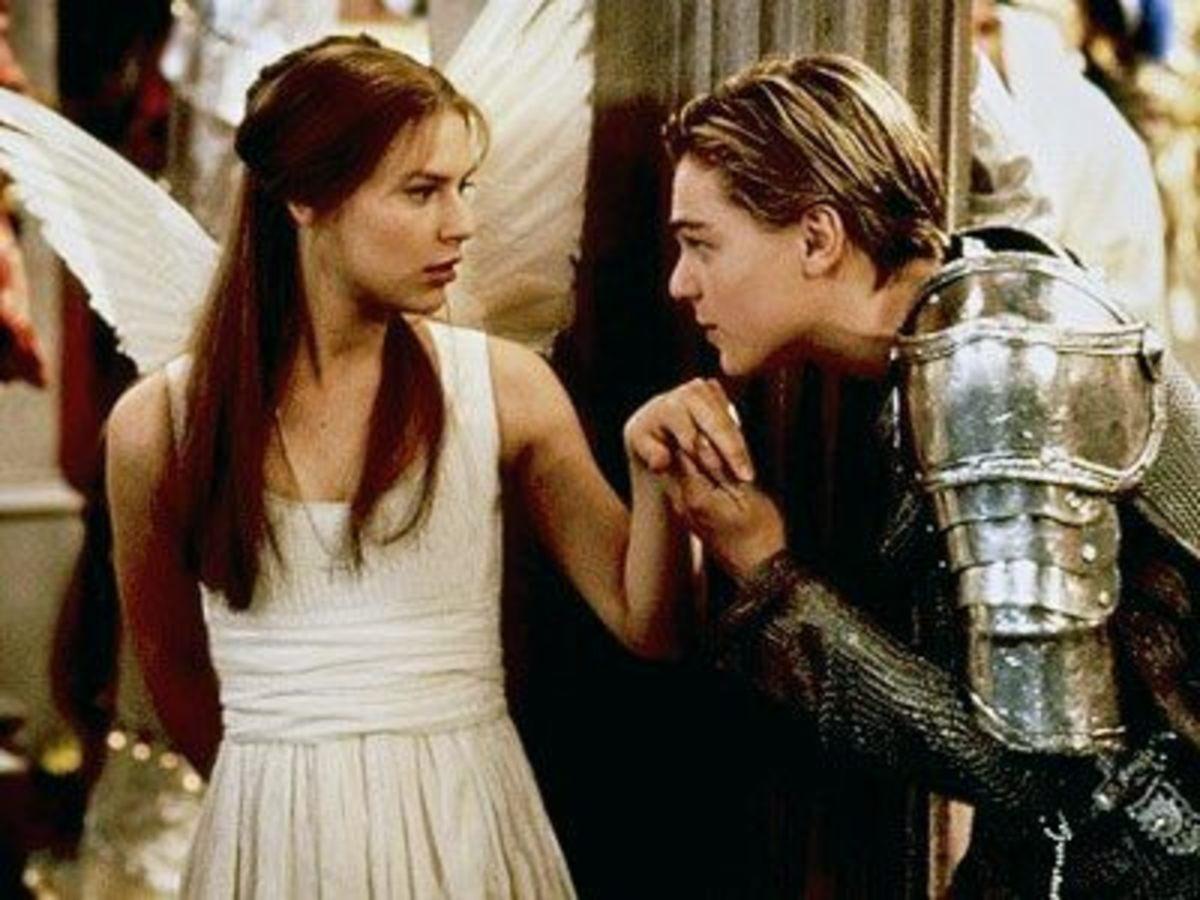 Claire Danes & Leonardo Di Caprio