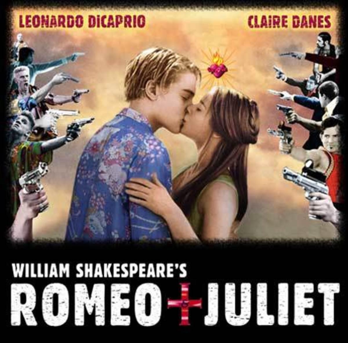 Romeo & Juliet's movie poster