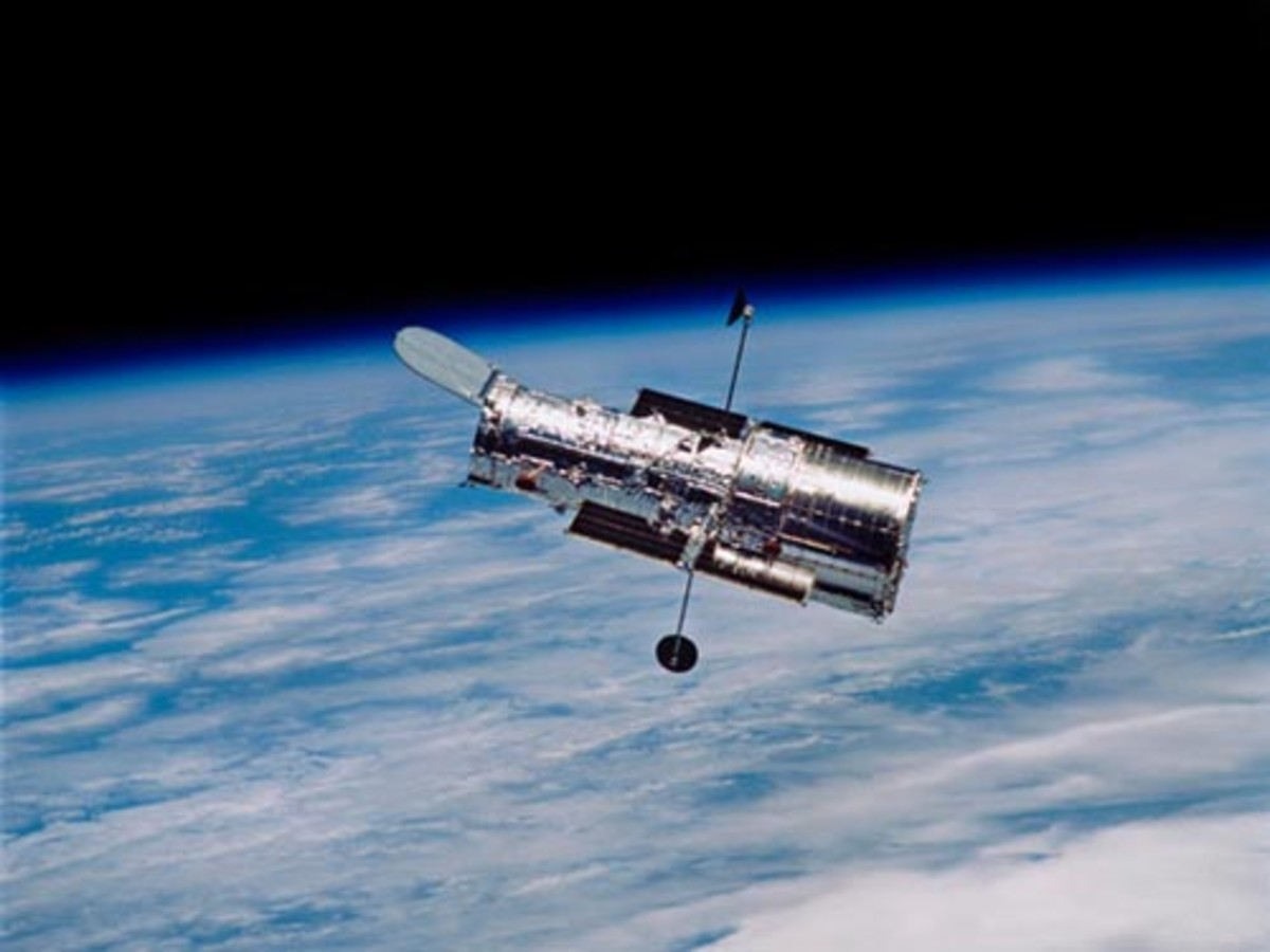 Hubble Space Telescope might soon be reitred