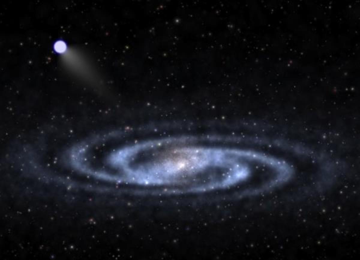 Hypervelocity Stars,,