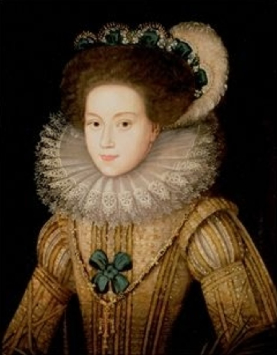 Mary Stuart, Queen of Scotland