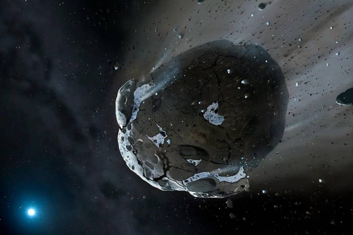 Asteroid 2014-YB35 An asteroid that is 1,000-metres wide is set to skim past Earth, travelling at more than 23,000 mph. The rock, named 2014-YB35, will pass by relatively close to Earth at the end of March 2015. But that is 2.8 million miles away, 11