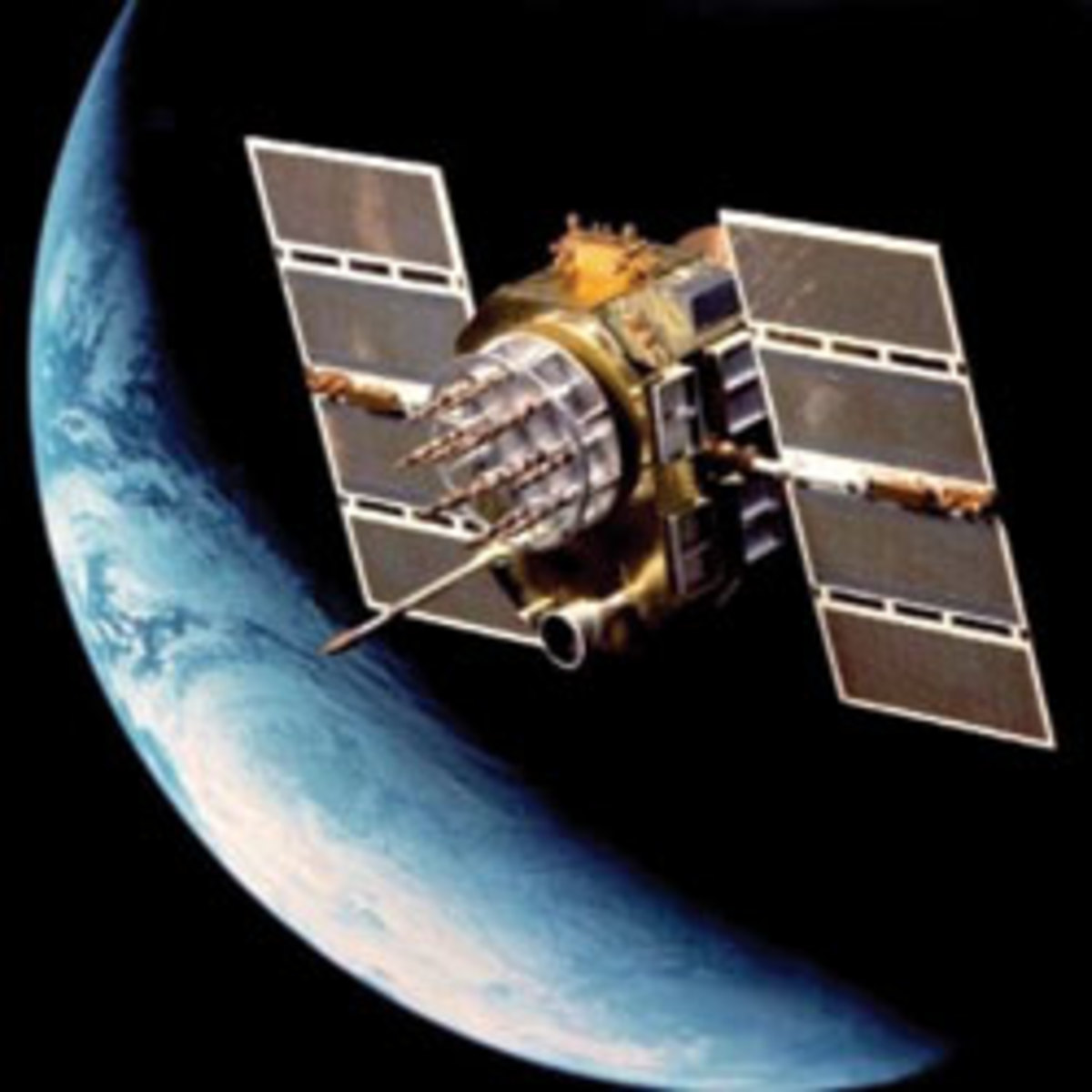 GPS Satellite; Nationwide Differential Global PositioningSystem