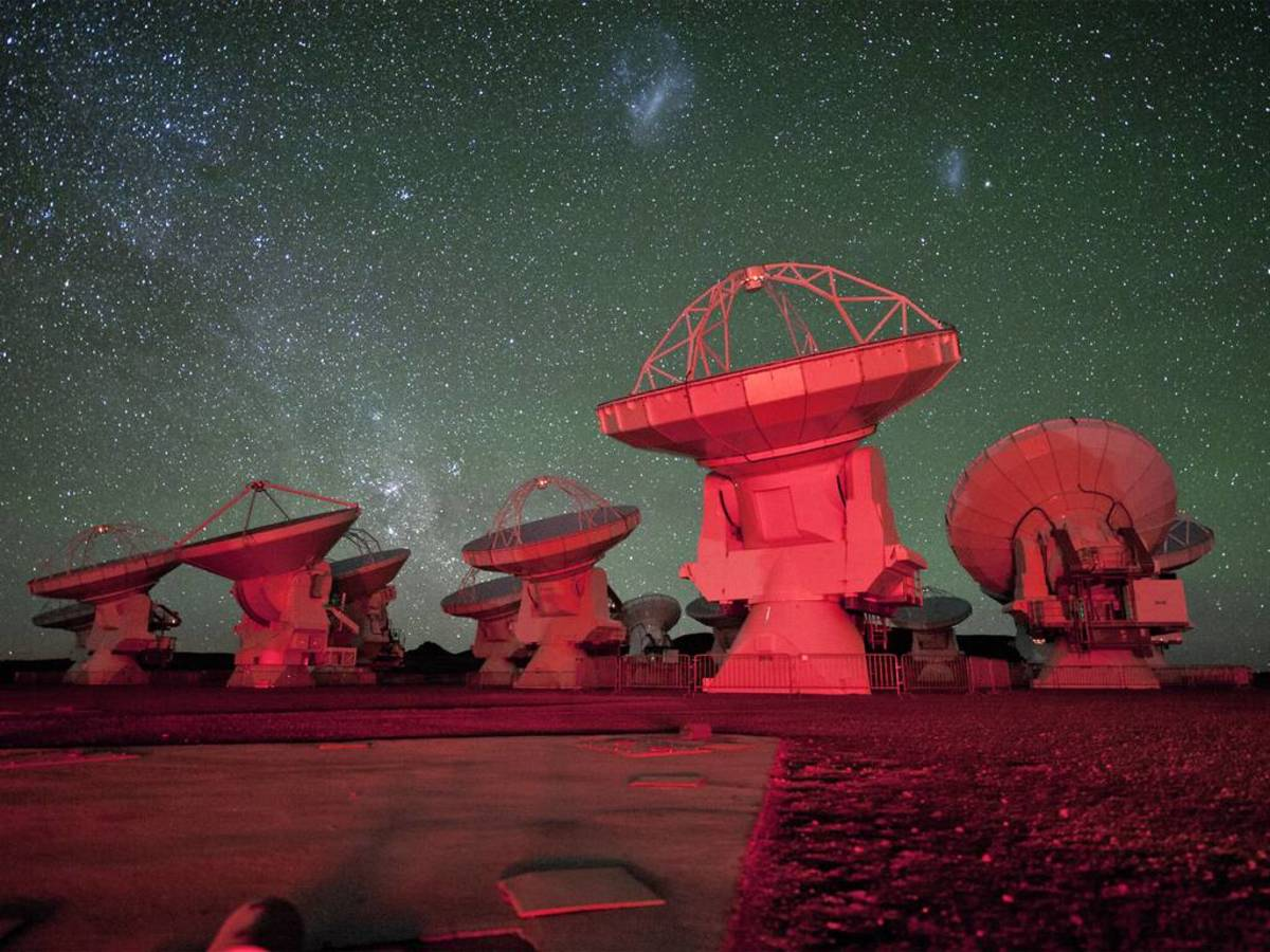 Blitzars, which last only about a millisecond, have been detected by telescopes since about 2001 and have been heard ten times since. And nobody really knows where they come from, or why they happen. But a new study has found that the bursts line up