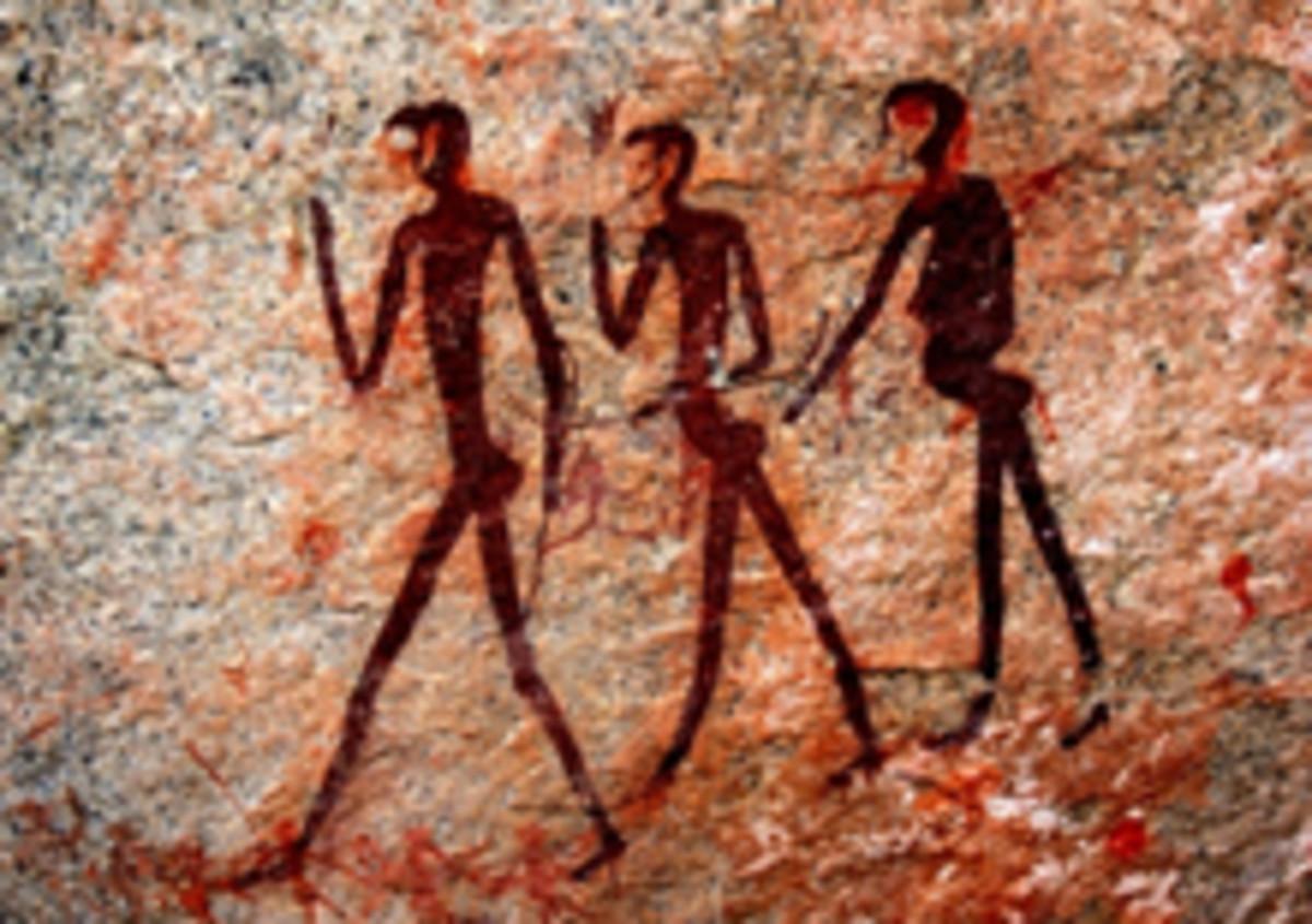 Paintings in Africa
