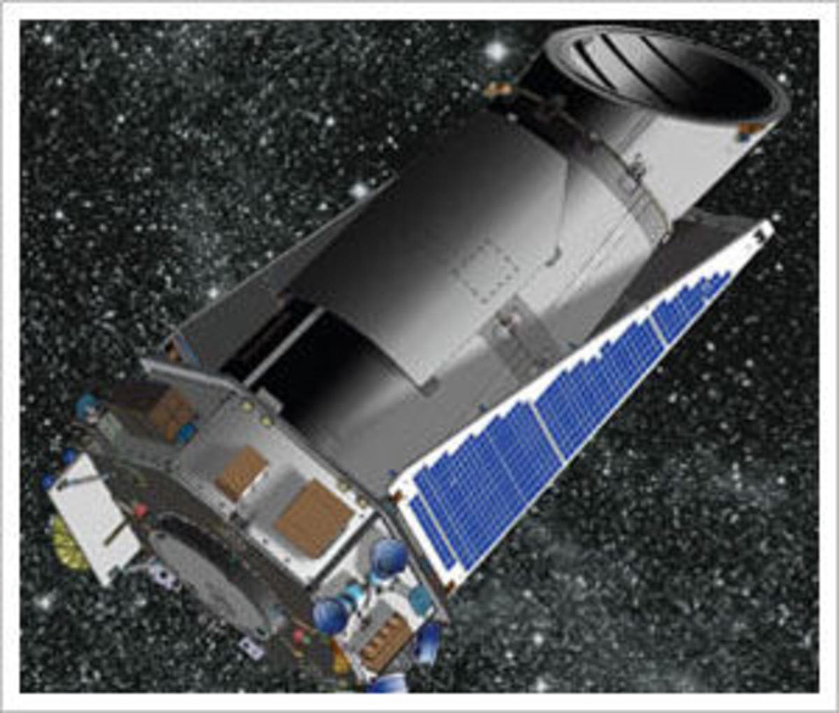 Kepler's Space Telescope will replace Hubble Space telescope