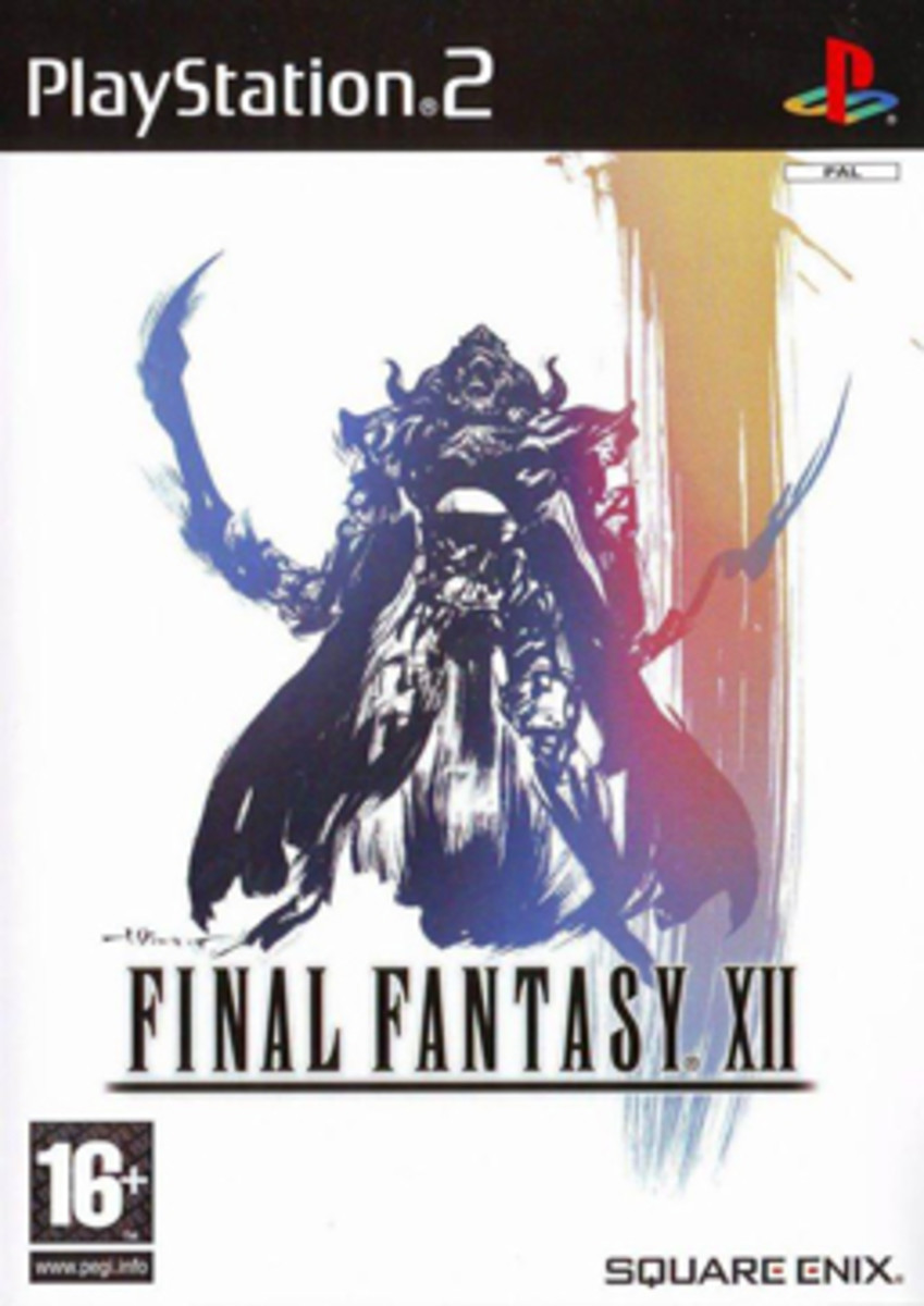 Brotherly Competition in Final Fantasy 12