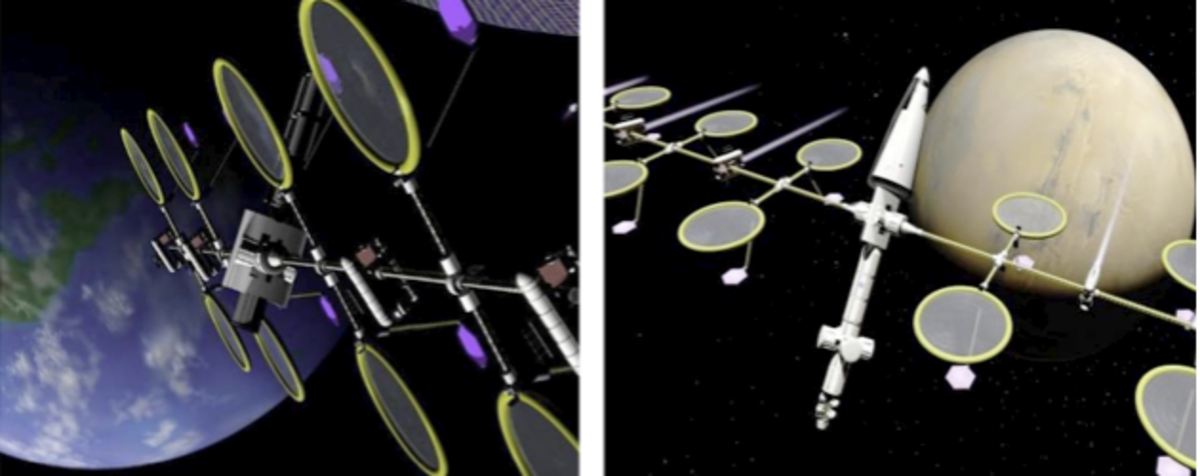 Harvesting solar energy can be captured by bringing Solar Power Satellite(SPS),  could be orbiting the earth in ten years, if they could be brought in orbit over the Equator