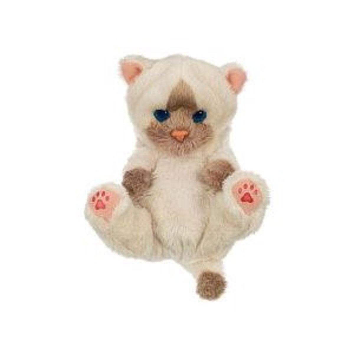 FurReal Snuggimals Kitten