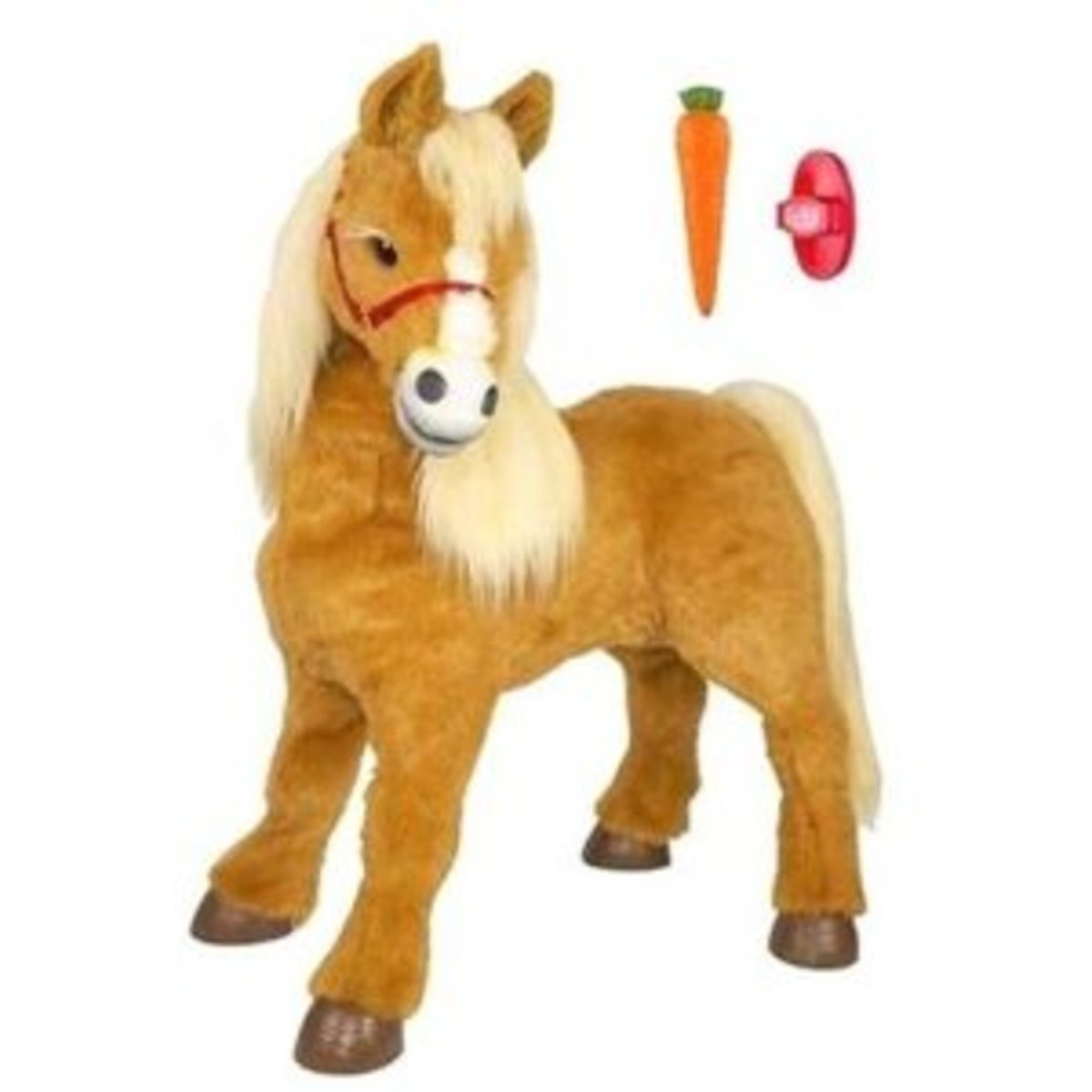 FurReal Butterscotch Pony