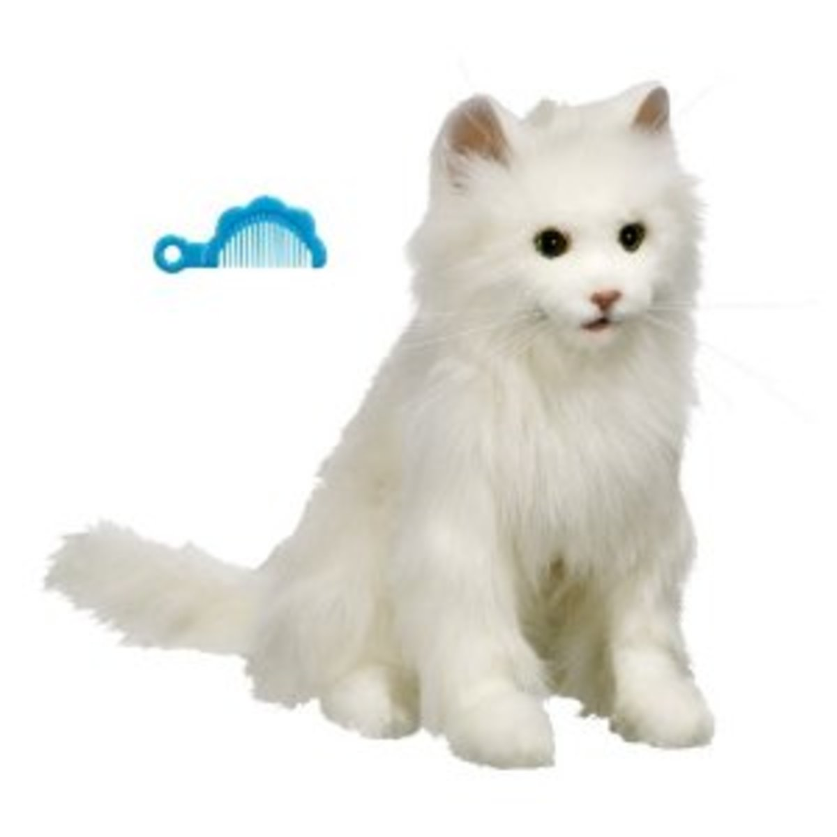 FurReal Kitty Cat White