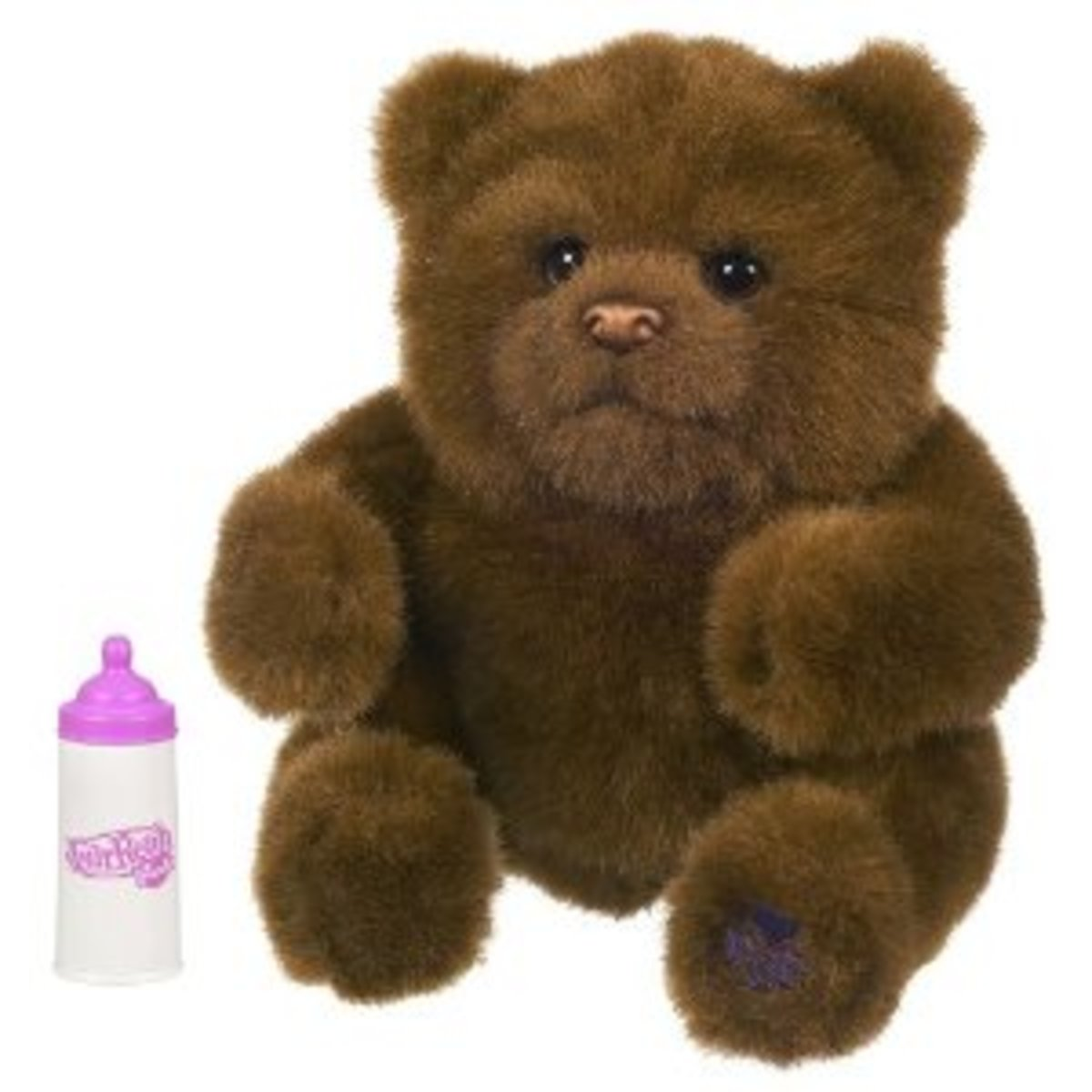 FurReal Luv Cub Brown Bear