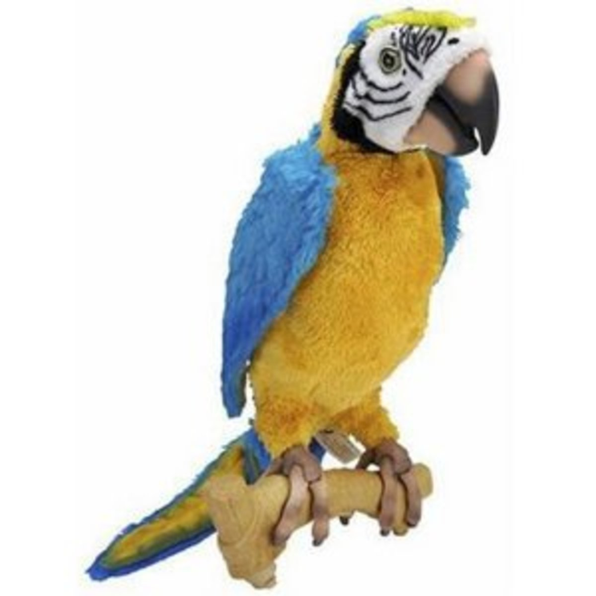 FurReal Squawkers McCaw Parrot