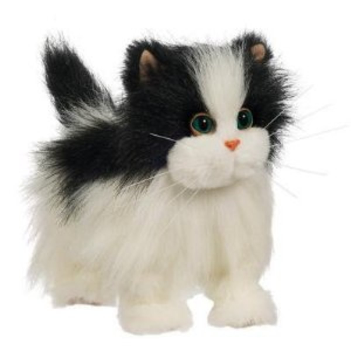FurReal Black and White Kitty