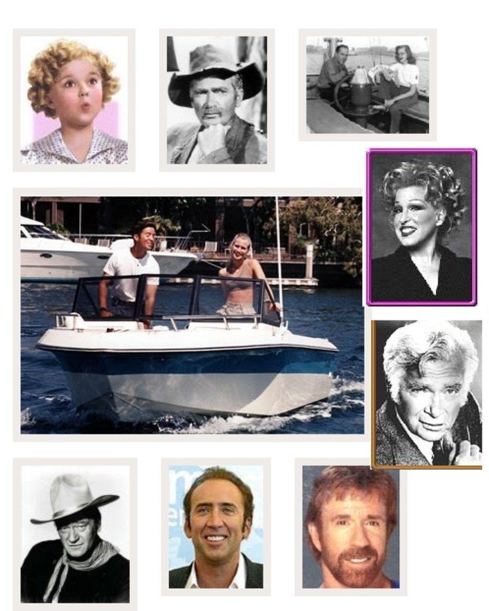 Not all the stars live in Beverly Hills!  92660 has been home to many celebrities.  Take the Harbor Tour at the Fun Zone on Balboa Peninsula or rent a kayak and get a map of the stars home for your own self-guided tour