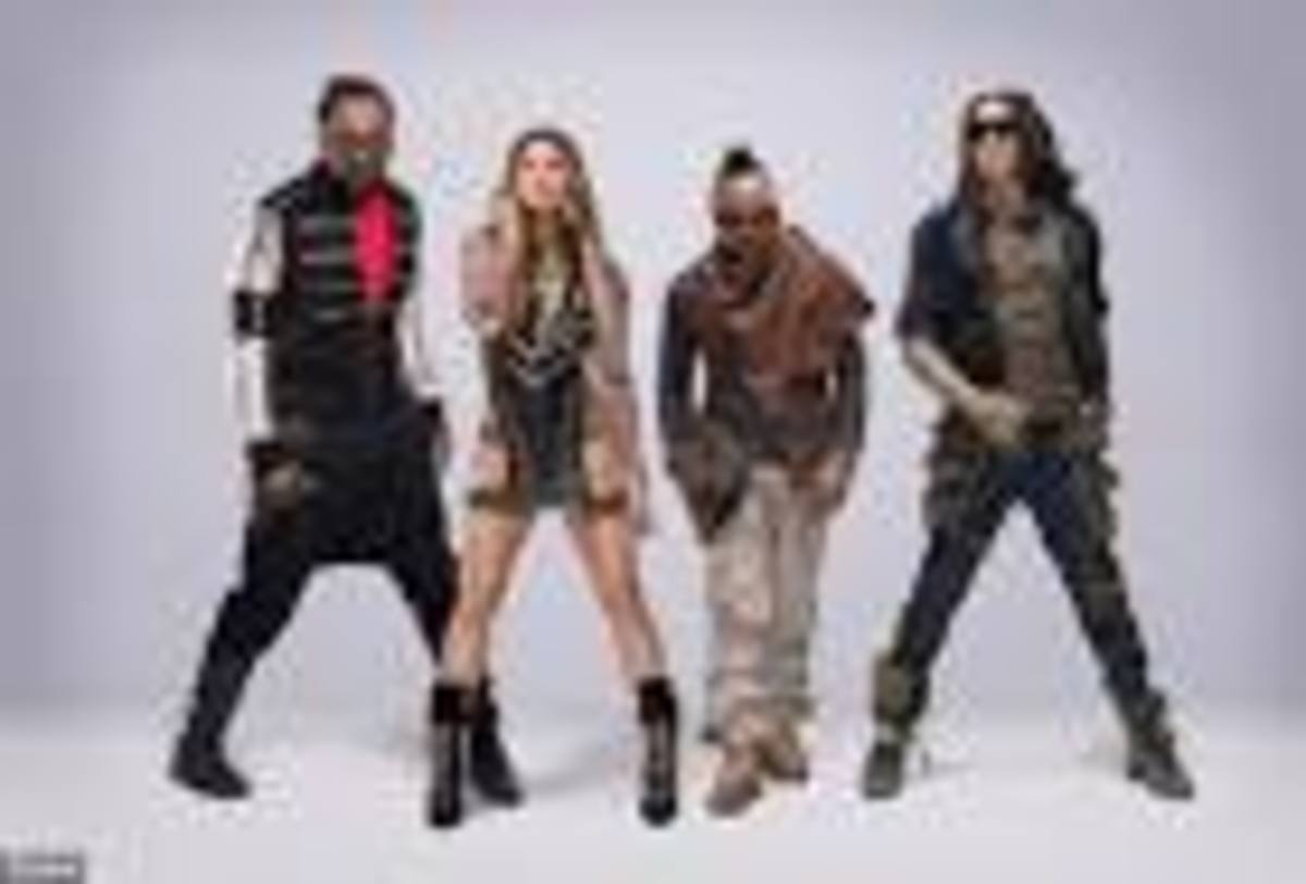 The Black-Eyed Peas