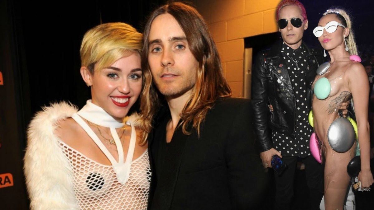 Miley and Jared