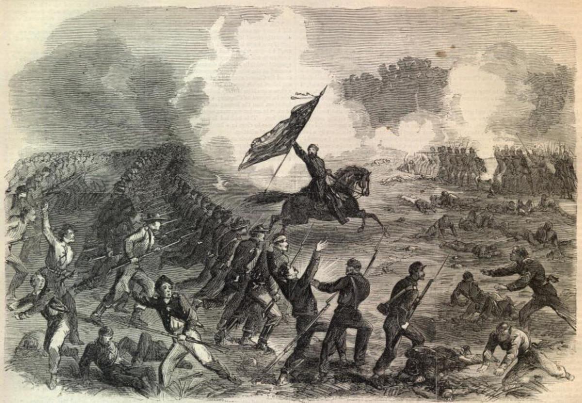 Gettysburg, Pickett's charge