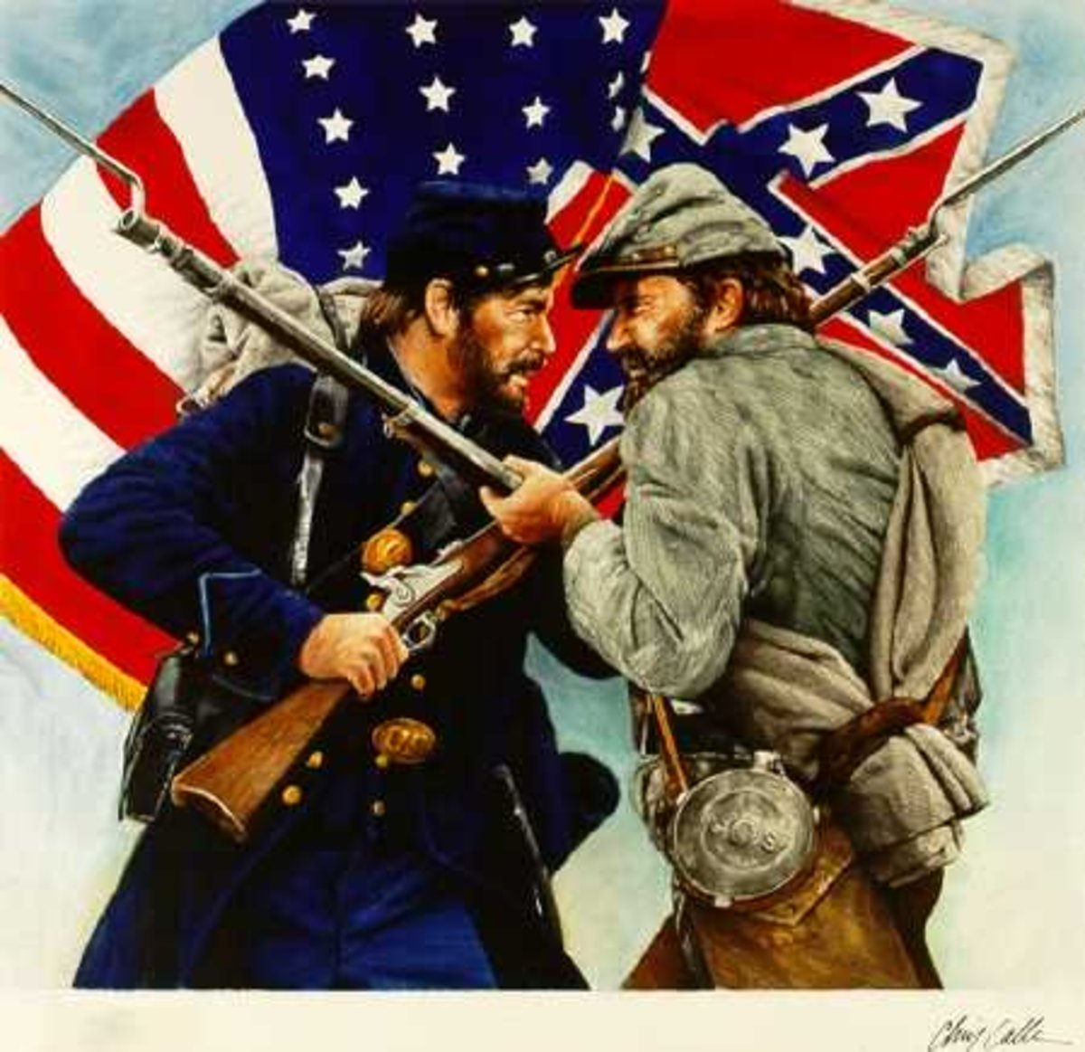 A Quick Look At The Major Battles of The Civil War