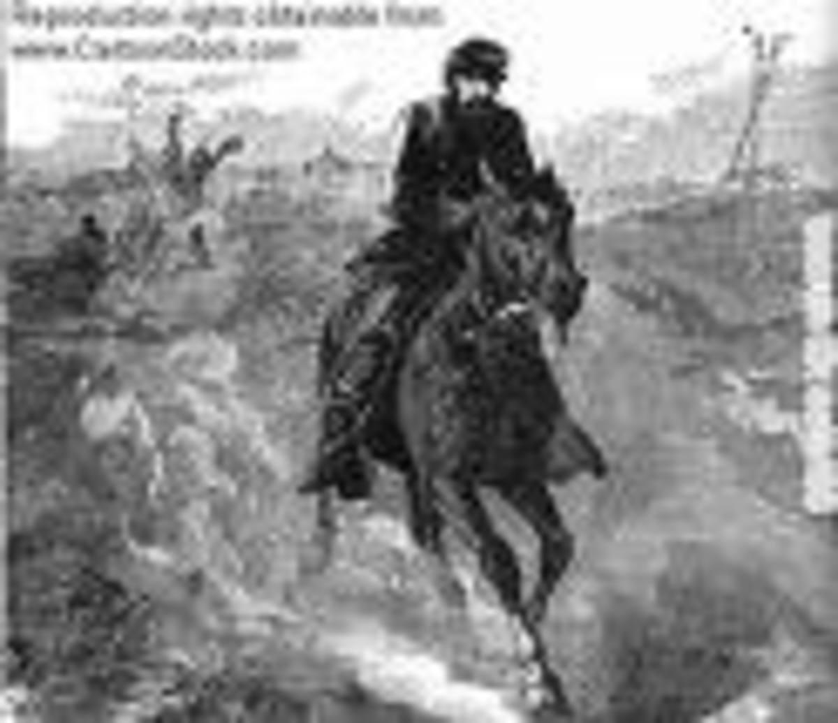 Battle of Cedar Ridge-Sheridan's Ride