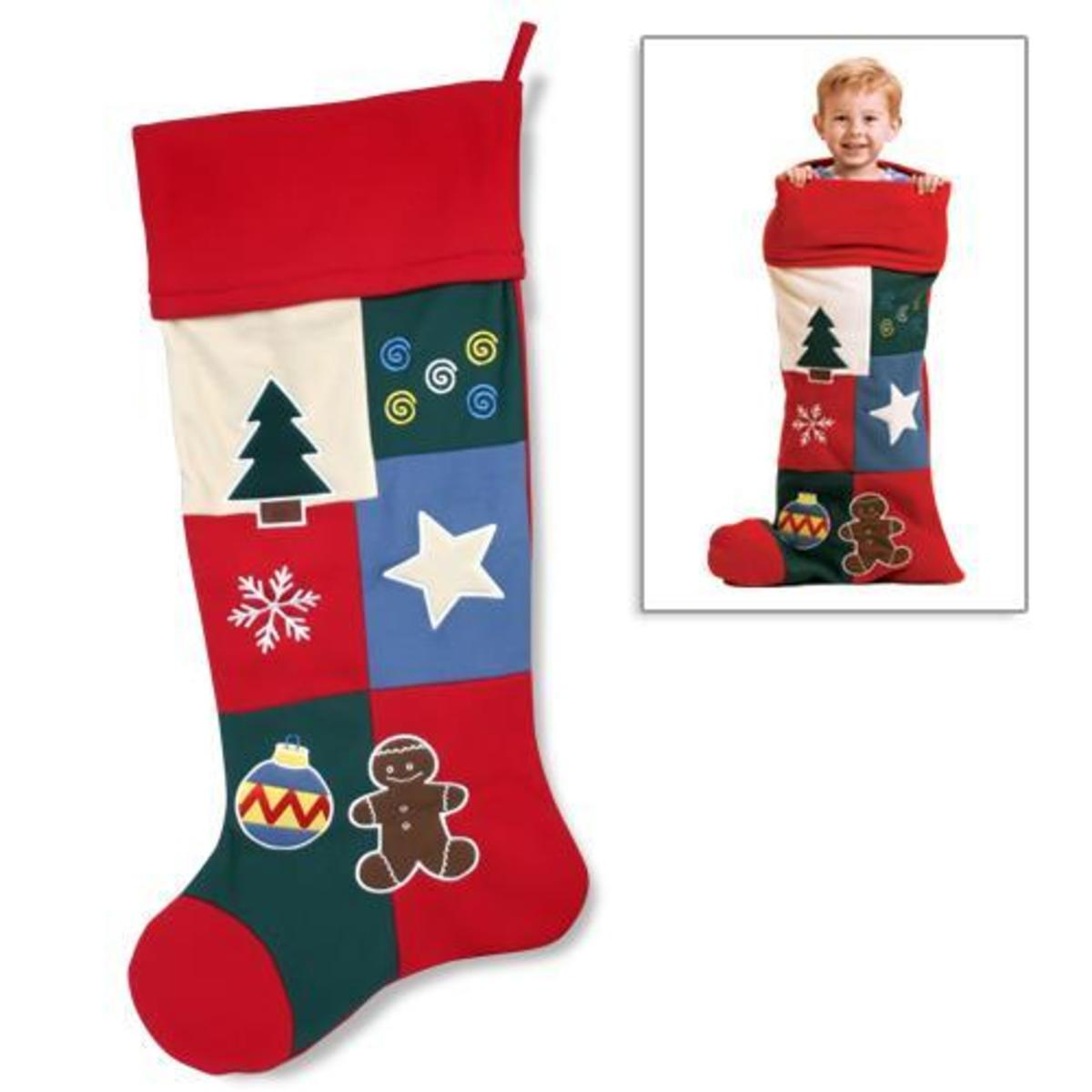 Giant Christmas Stockings | HubPages