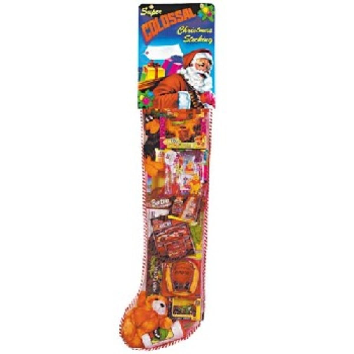 Giant Christmas Stockings   StoryTeller