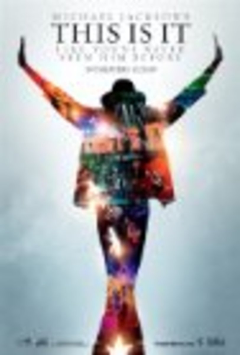 Michael Jackson - This is It Film Review
