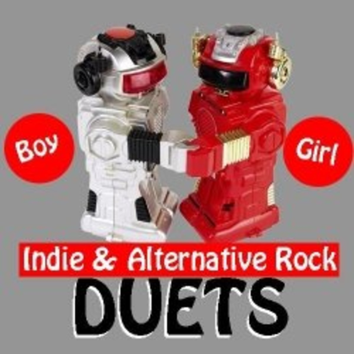Alternative Rock and Indie Duets