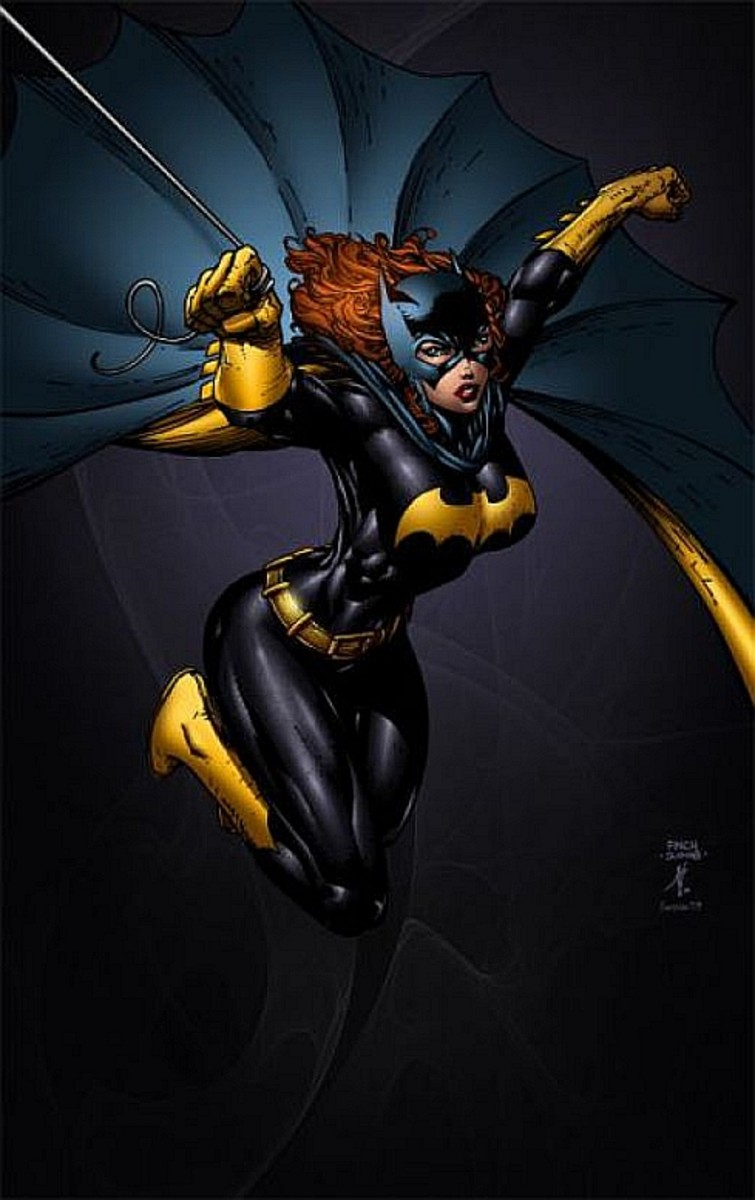 Batgirl by David Finch