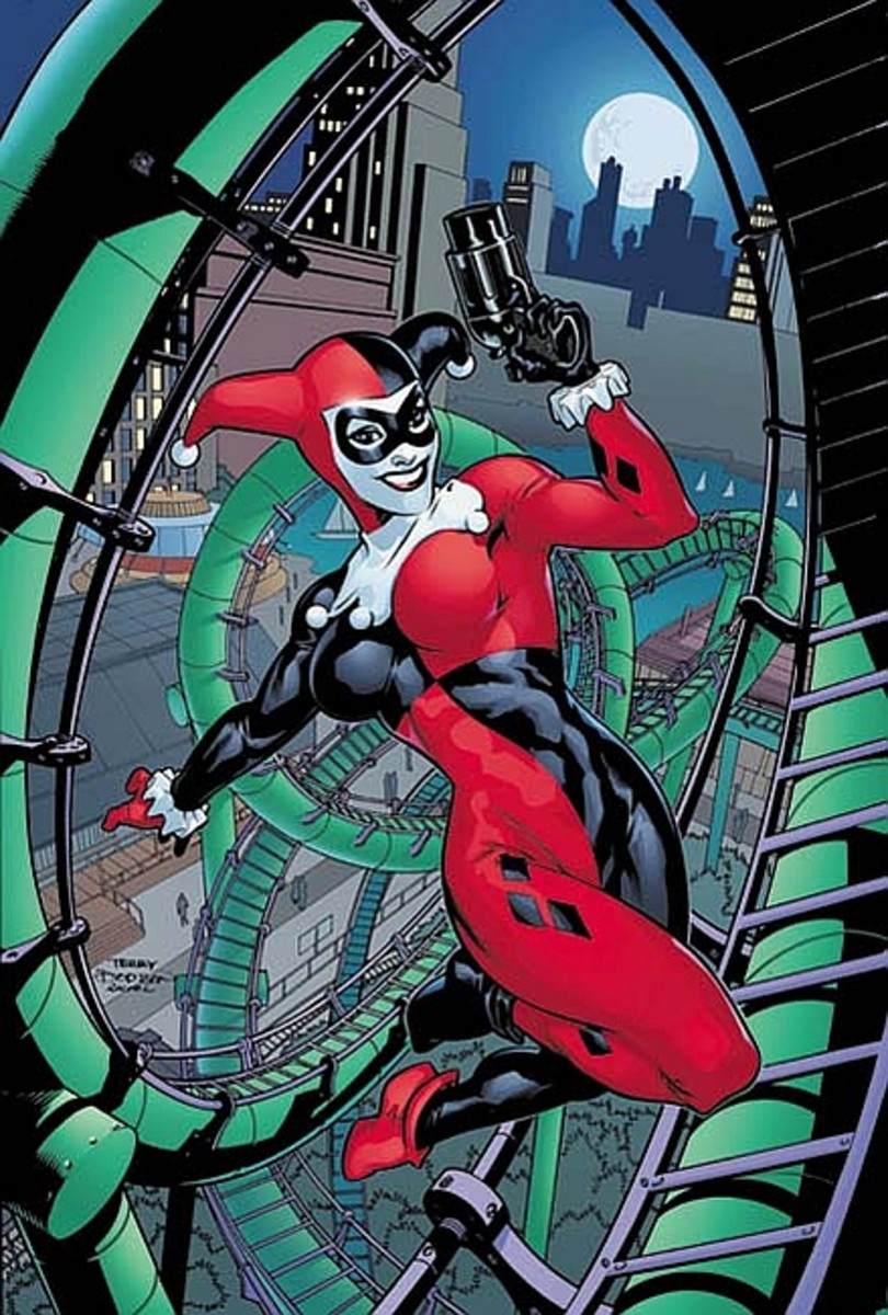 Harley Quinn by Terry Dodson
