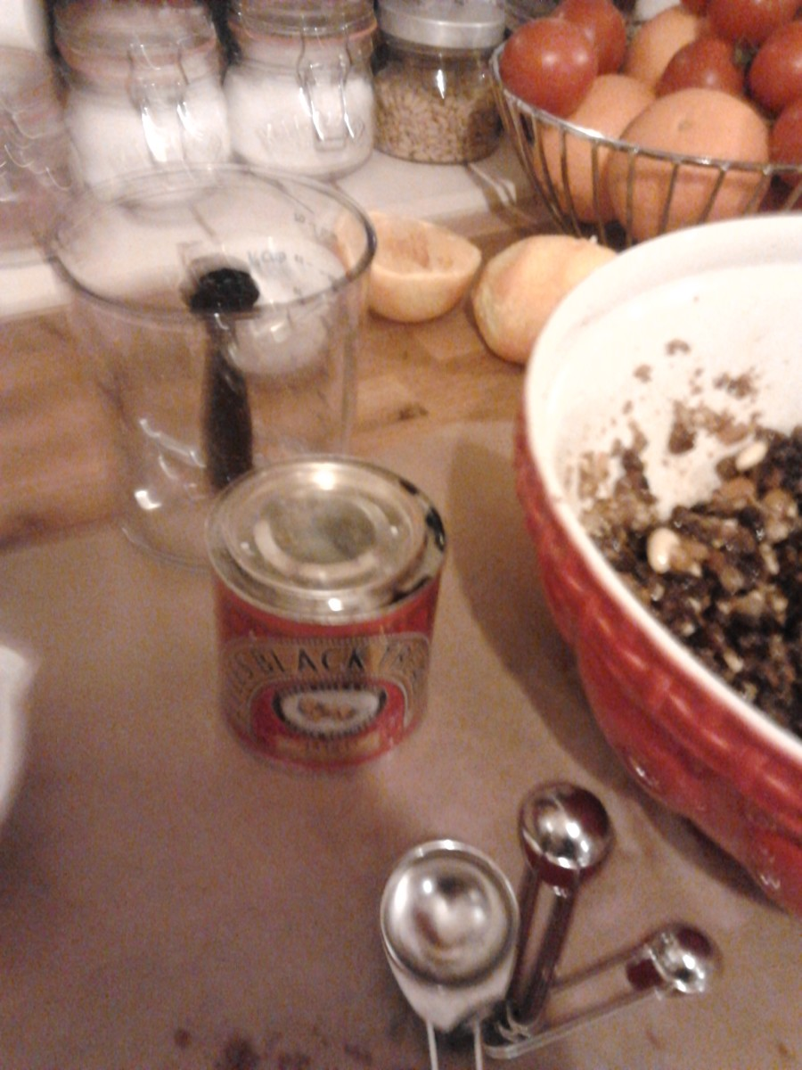 Puddings For 2012 Underway!