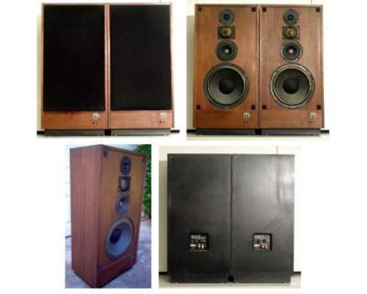 Review of the McIntosh XR14 Loudspeaker