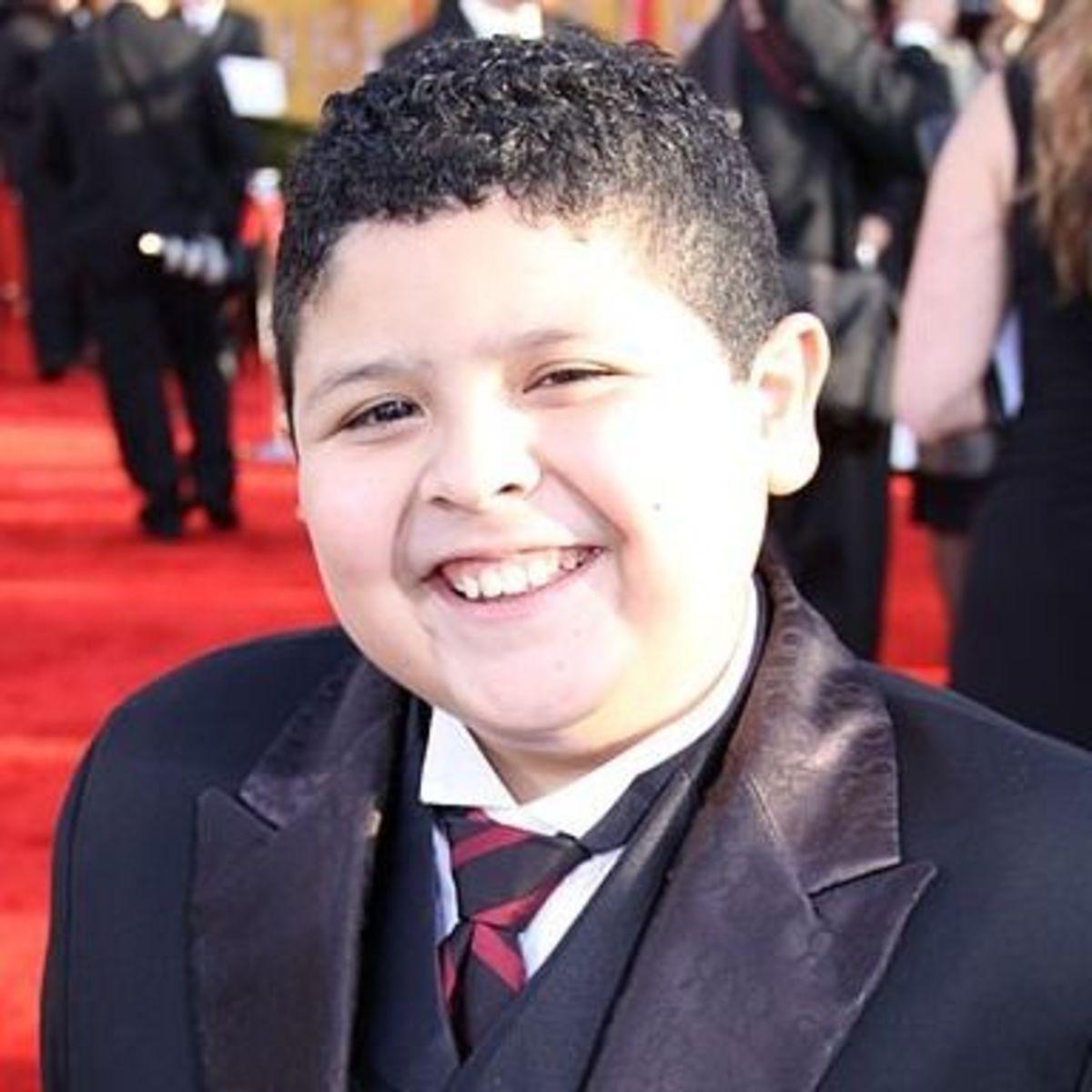"Do you recognize Rico Rodriguez aka Manny on ""Modern Family""?"