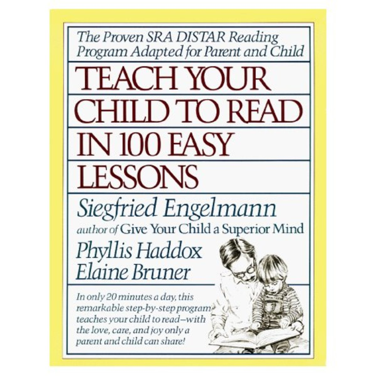 Teach Your Child to Read in 100 Easy Lessons book cover