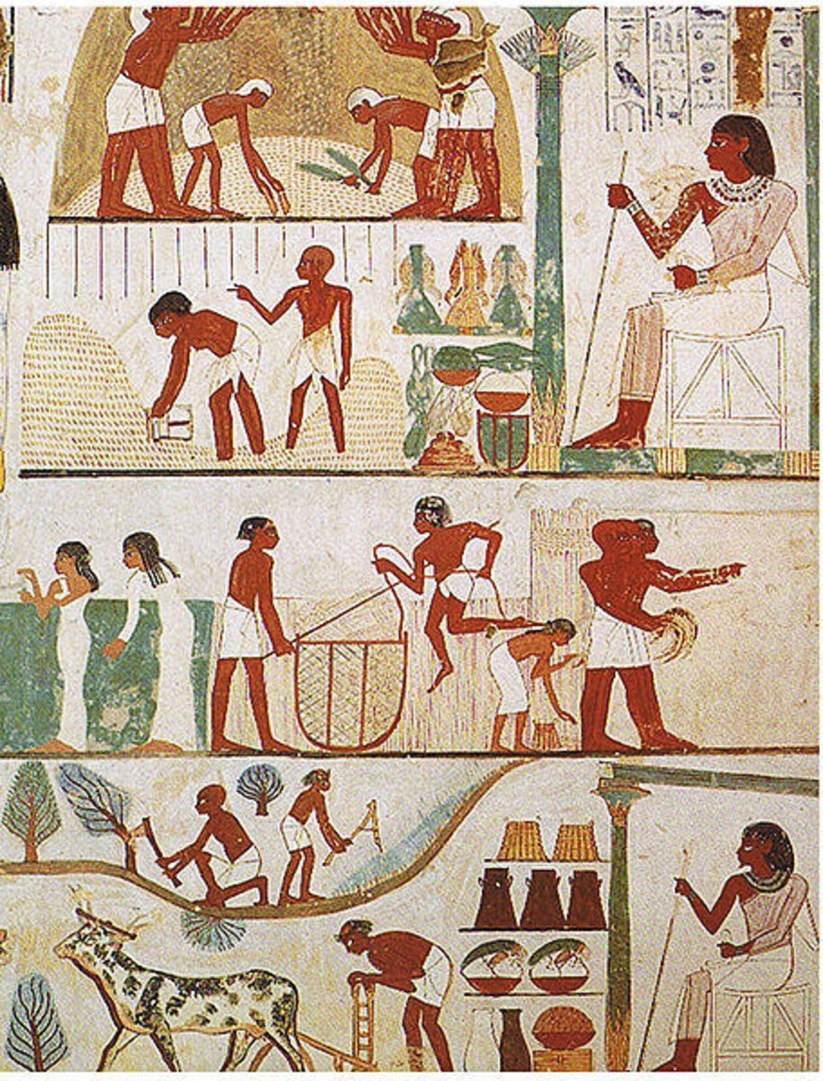 Ancient Eygypt
