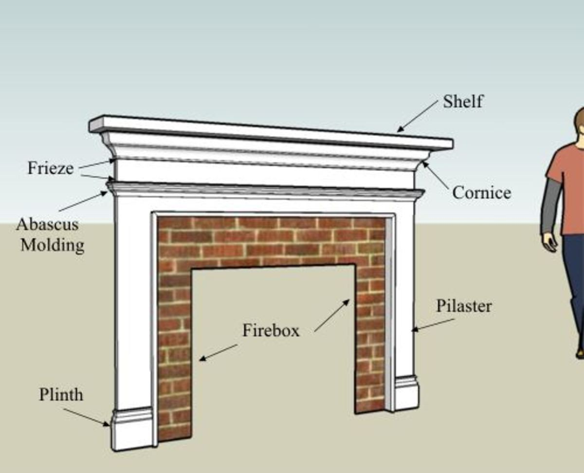 Fireplace Mantel Surround Designs