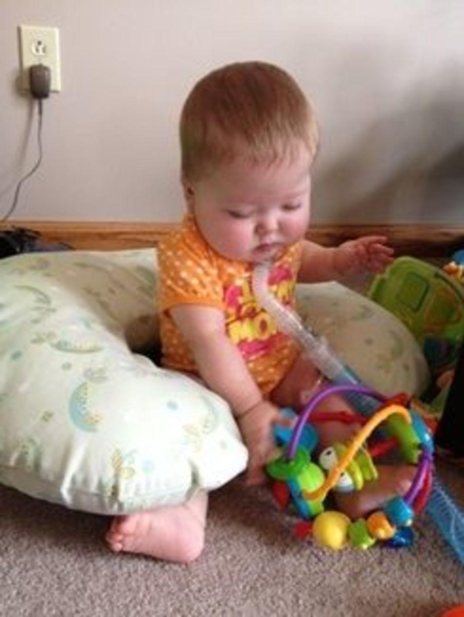 One Precious Granddaughter