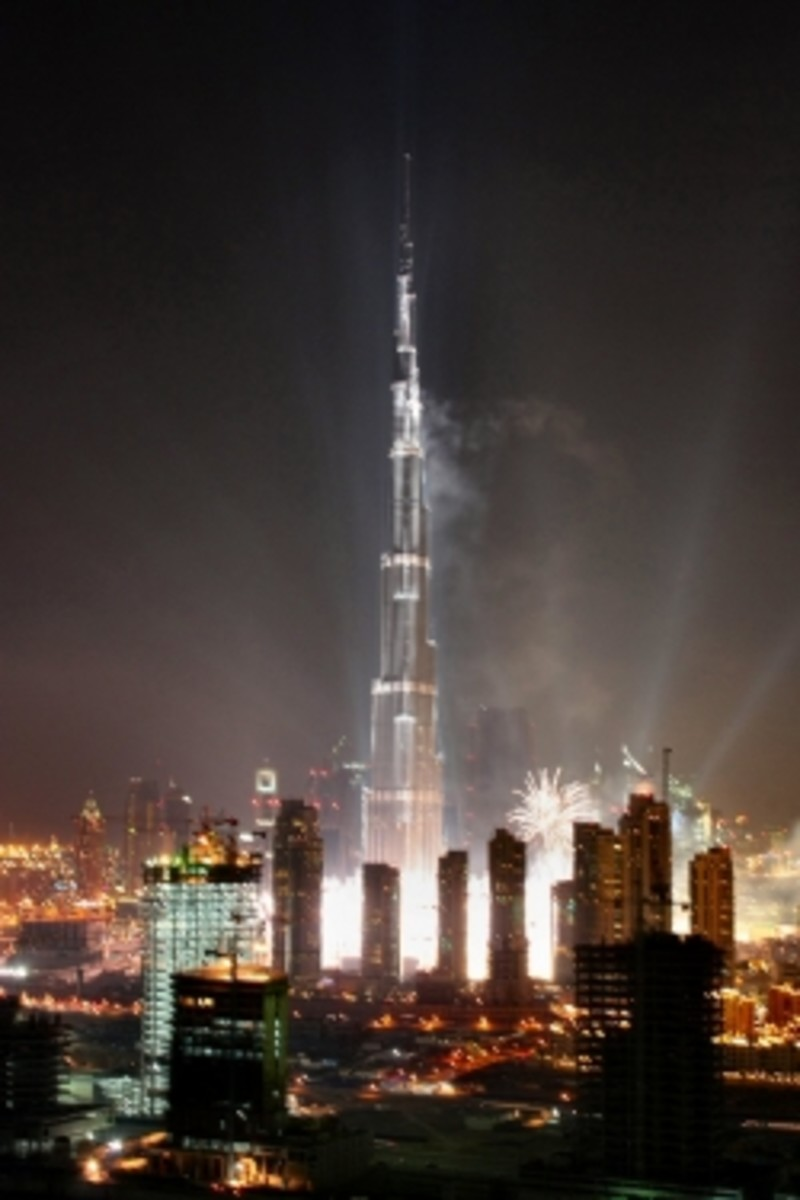 Burj Khalifa Facts - Tallest Building in the World