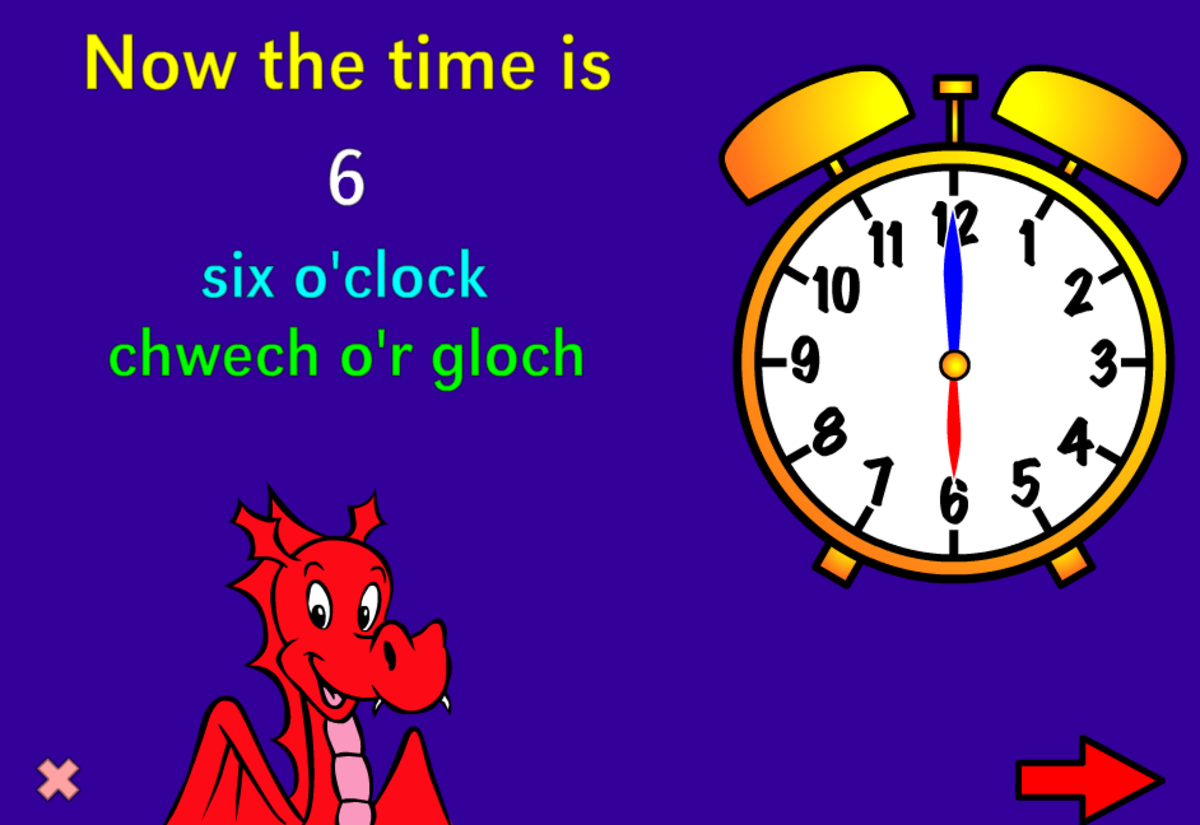 Snapdragon Tell the Time