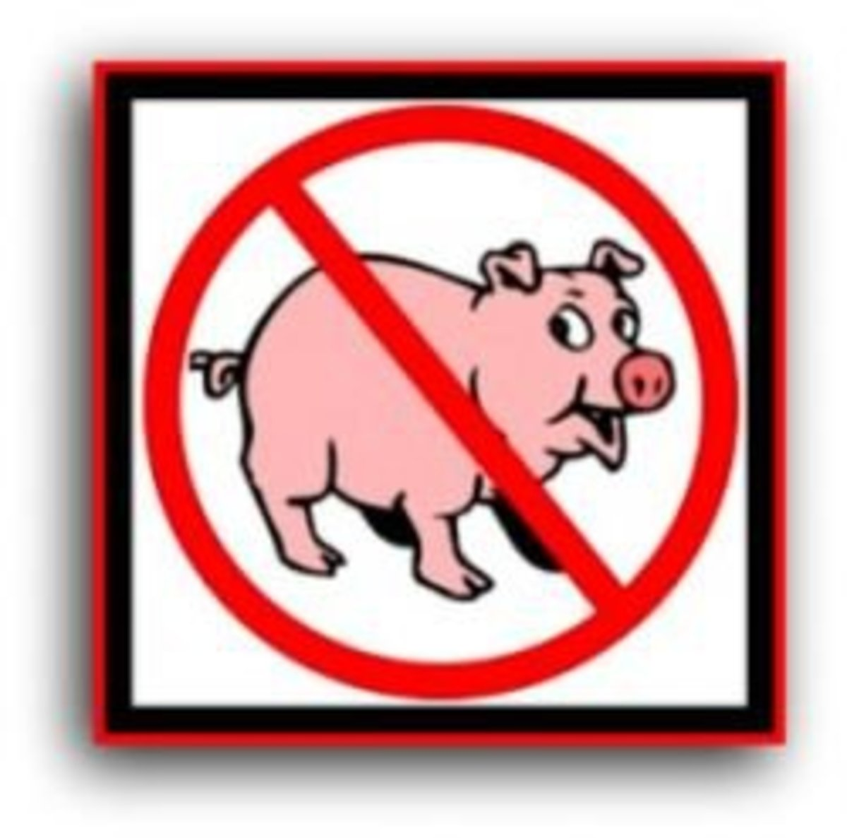 no pork allowed for a canine liver disease diet