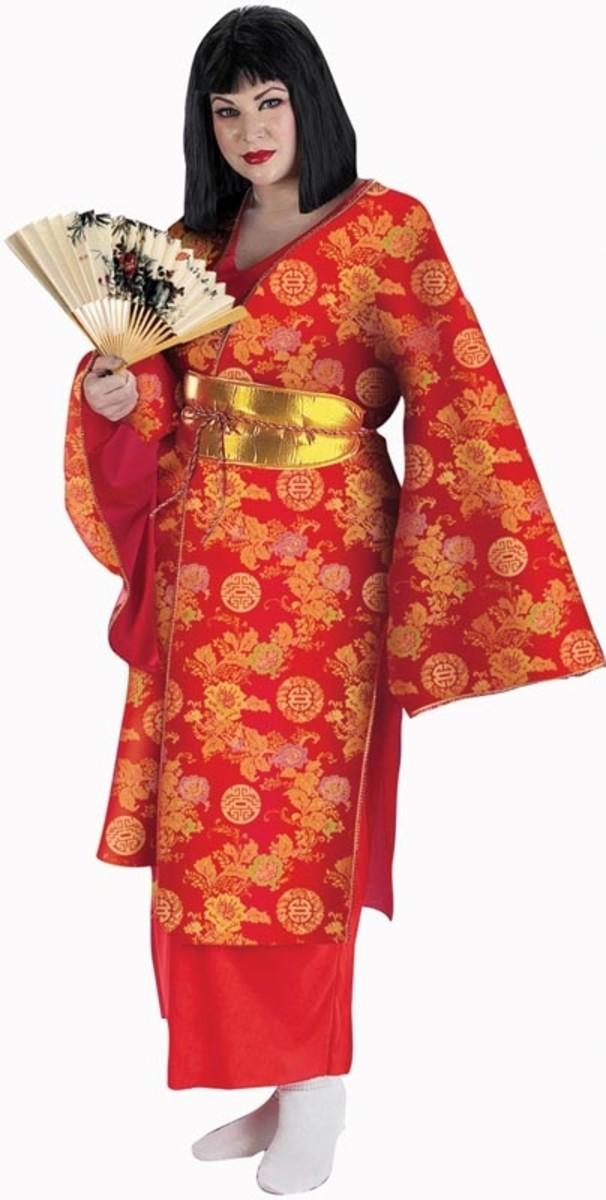 Japanese Lady