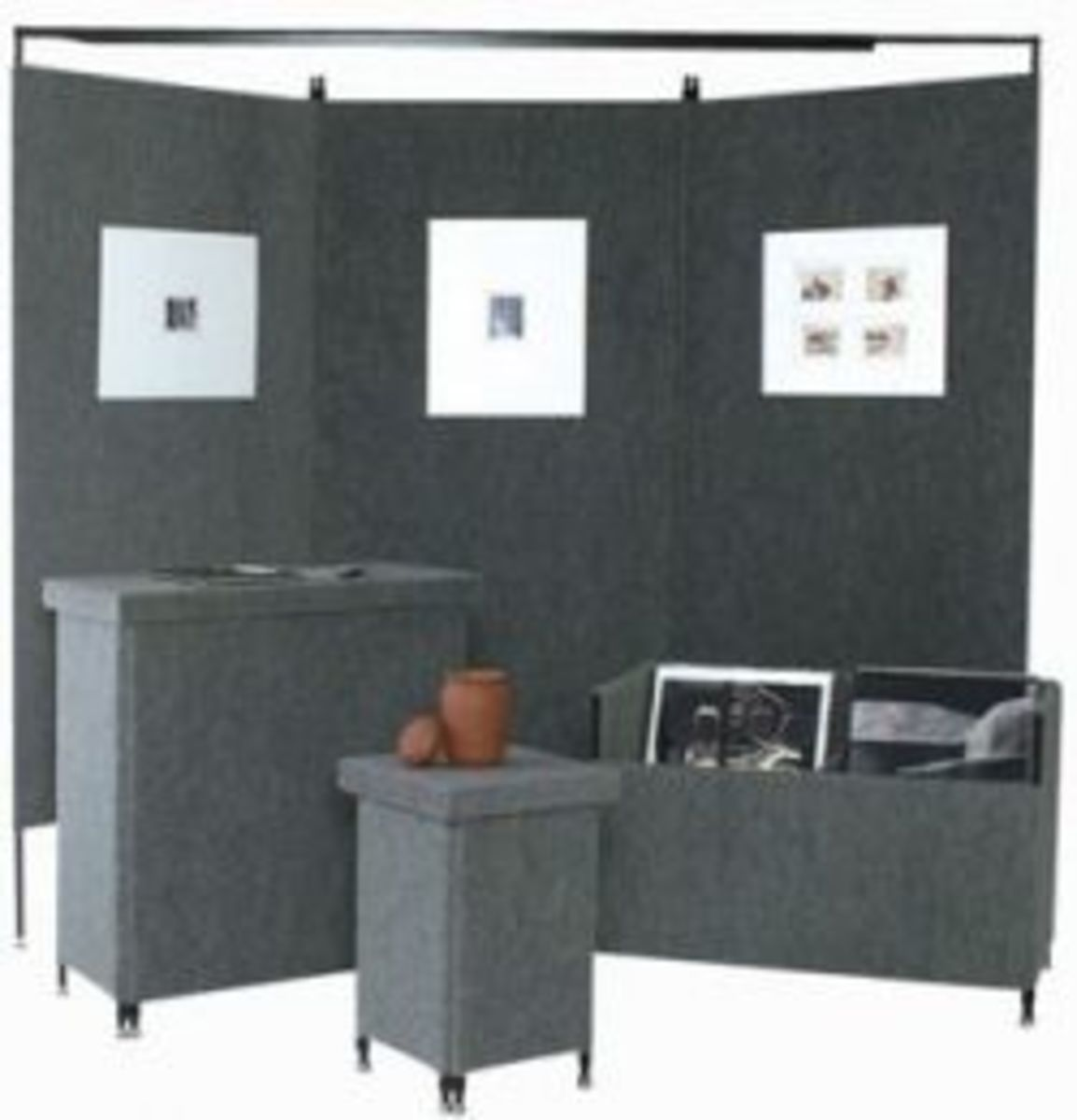 Portable Art Exhibition Stands : Artwork display panels hubpages