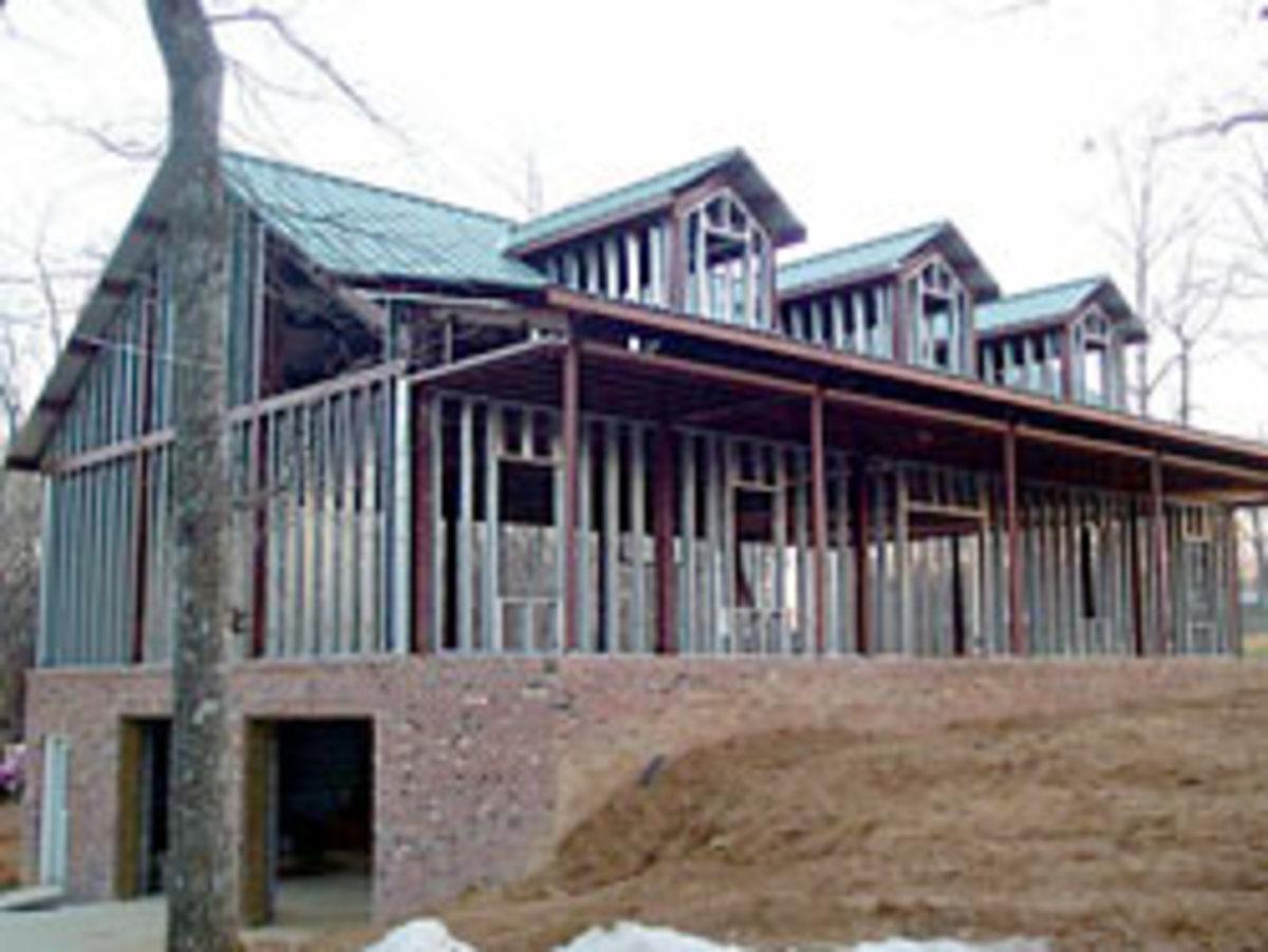 Metal Home Building Kit