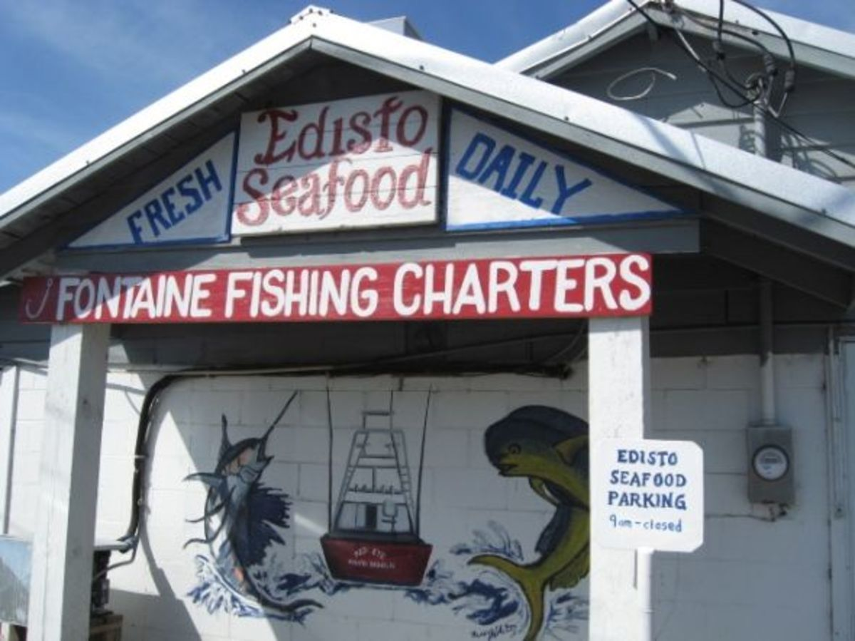 Fontaine's Fishing Charters