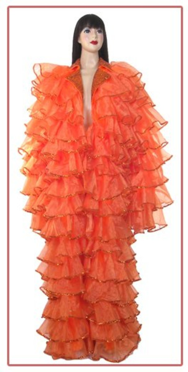 Ugly Prom Dresses For Sale 88