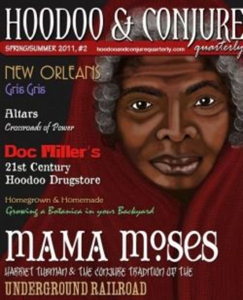 Hoodoo and Conjure Quiarterly Issue #2