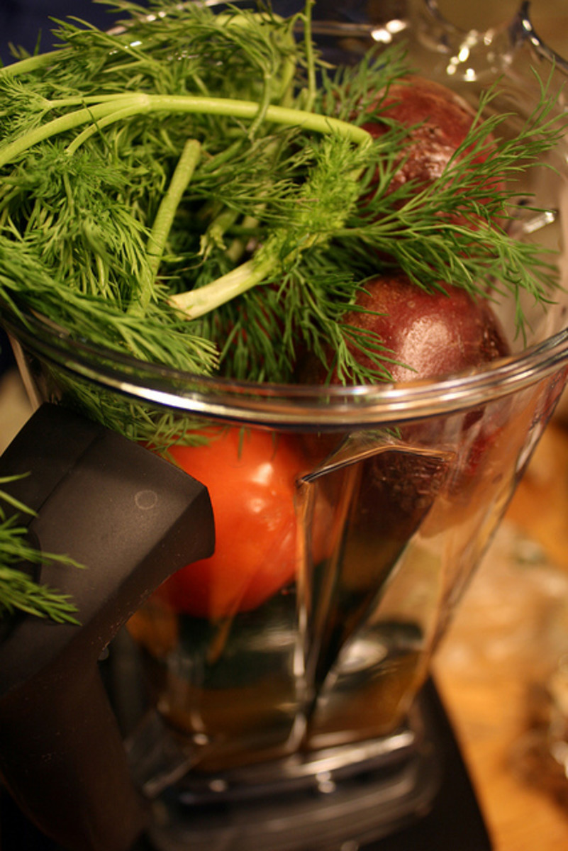 Vita Mix Soup Recipes- How to Make Soup with Your VitaMix Blender